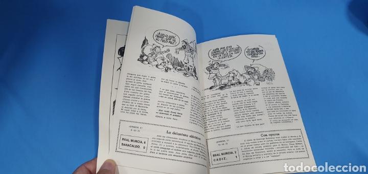 Coleccionismo deportivo: EL MURCIA Y SU ESTRELLA - POR BALDO 1971 / 73 - Foto 3 - 213057488