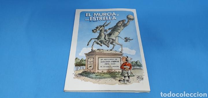 EL MURCIA Y SU ESTRELLA - POR BALDO 1971 / 73 (Coleccionismo Deportivo - Revistas y Periódicos - otros Fútbol)