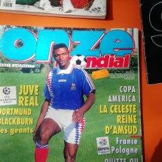 Coleccionismo deportivo: REVISTA ONZE FRANCIA. 1995.. Lote 214230680