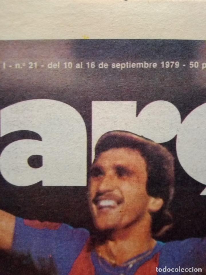 Coleccionismo deportivo: TOT BARÇA 1979 - Foto 2 - 214315782