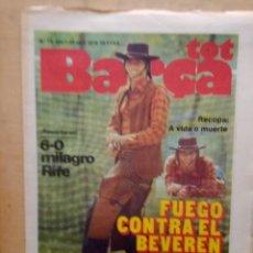 Coleccionismo deportivo: TOP BARÇA 1979. Lote 214315955