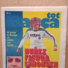 Coleccionismo deportivo: TOT BARÇA 1979. Lote 214316582