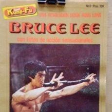 Coleccionismo deportivo: BRUCE LEE REVISTA DEDICADA A BRUCE LEE. Lote 214648702