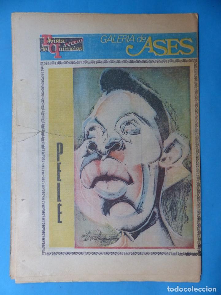 Coleccionismo deportivo: REVISTA PUEBLO DE QUINIELAS - 13 REVISTAS - AÑOS 1970 - VER FOTOS ADICIONALES - Foto 3 - 217735236