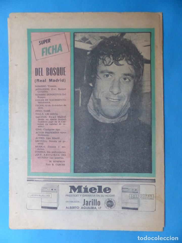 Coleccionismo deportivo: REVISTA PUEBLO DE QUINIELAS - 13 REVISTAS - AÑOS 1970 - VER FOTOS ADICIONALES - Foto 20 - 217735236