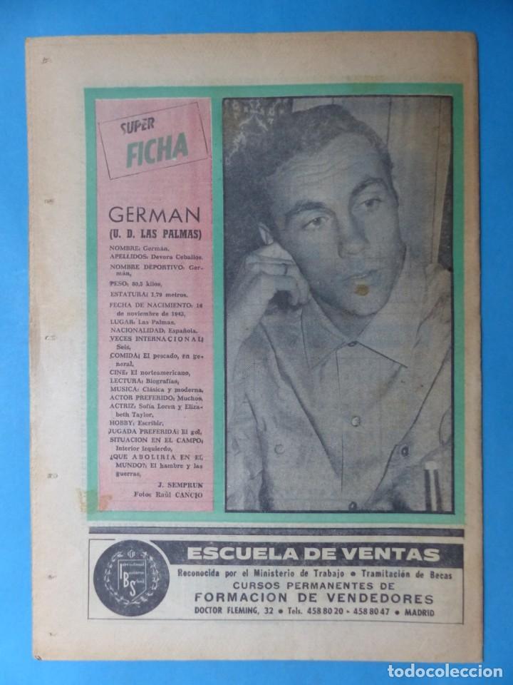 Coleccionismo deportivo: REVISTA PUEBLO DE QUINIELAS - 13 REVISTAS - AÑOS 1970 - VER FOTOS ADICIONALES - Foto 26 - 217735236