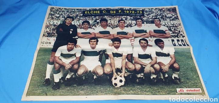 Coleccionismo deportivo: HOMENAJE AL ELCHE - VOLVEMOS A PRIMERA - ESPECIALES LA VERDAD ASCENSOS TEMPORADAS 73 y 84 - Foto 2 - 217890637