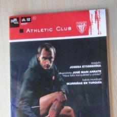 Coleccionismo deportivo: REVISTA OFICIAL ATHLETIC CLUB BILBAO ,DICIEMBRE 2005, POR SOLO 1 € SUBASTA. Lote 218825130