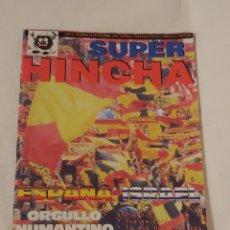 Coleccionismo deportivo: REVISTA SÚPER HINCHA NÚMERO 84 AÑO 2000. Lote 218840832