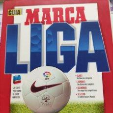 Coleccionismo deportivo: GUÍA MARCA. LIGA. 96-97.. Lote 219441576