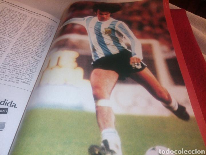 Coleccionismo deportivo: Revista deportes ONZE. Especial Argentina 78. 84 páginas. - Foto 3 - 219550925
