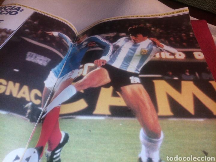 Coleccionismo deportivo: Revista deportes ONZE. Especial Argentina 78. 84 páginas. - Foto 6 - 219550925