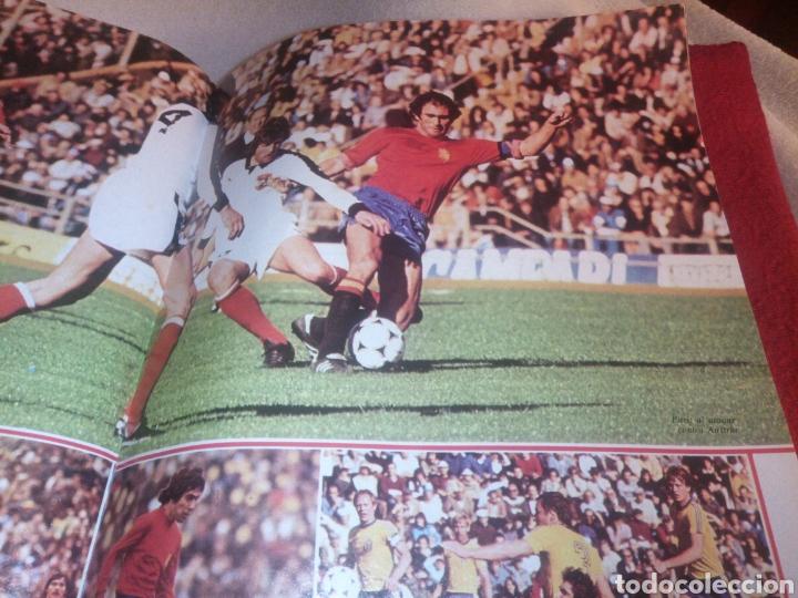 Coleccionismo deportivo: Revista deportes ONZE. Especial Argentina 78. 84 páginas. - Foto 8 - 219550925