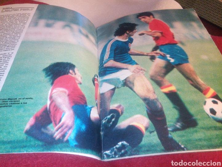 Coleccionismo deportivo: Revista deportes ONZE. 1978. 84 páginas (FALTAN DE LA 35 A LA 50) - Foto 5 - 219551920