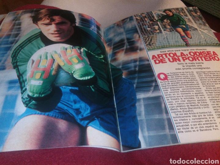 Coleccionismo deportivo: Revista deportes ONZE. 1978. 84 páginas (FALTAN DE LA 35 A LA 50) - Foto 6 - 219551920
