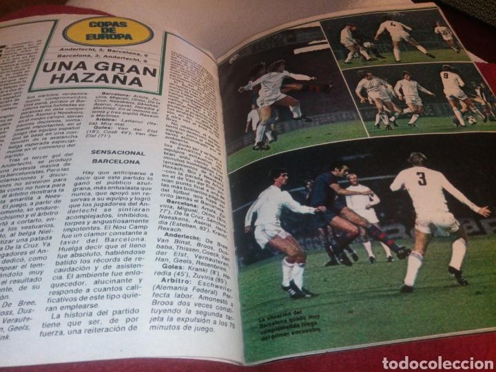 Coleccionismo deportivo: Revista deportes ONZE. 1978. 84 páginas (FALTAN DE LA 35 A LA 50) - Foto 7 - 219551920