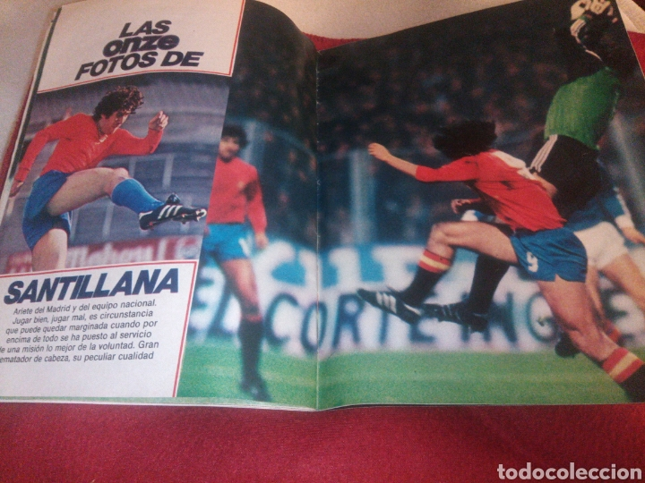 Coleccionismo deportivo: Revista deportes ONZE. 1978. 84 páginas (FALTAN DE LA 35 A LA 50) - Foto 9 - 219551920
