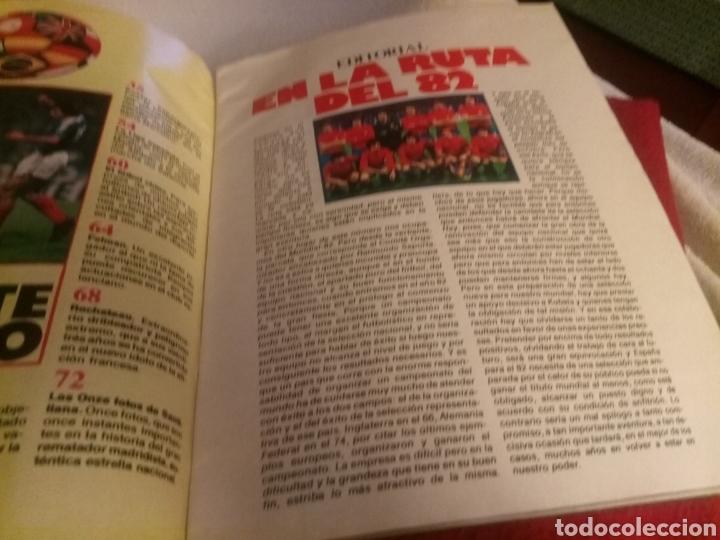 Coleccionismo deportivo: Revista deportes ONZE. 1978. 84 páginas (FALTAN DE LA 35 A LA 50) - Foto 3 - 219551920