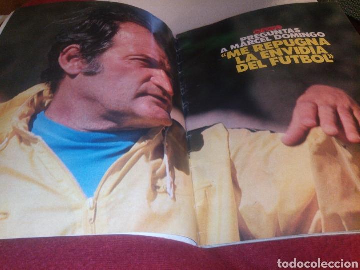Coleccionismo deportivo: Revista deportes ONZE. 1978. 84 páginas (FALTAN DE LA 35 A LA 50) - Foto 4 - 219551920
