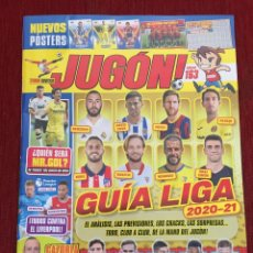 Collezionismo sportivo: REVISTA JUGON # 163 PANINI CON POSTERS. Lote 220244115