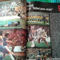 Coleccionismo deportivo: MUNDIAL 1974 ALEMANIA. DEPORTE 2000. Lote 221321910