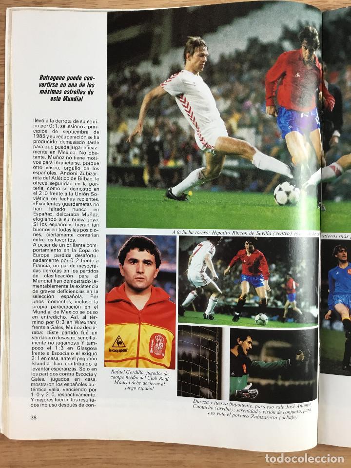 Coleccionismo deportivo: Mundial México 86 - Foto 3 - 221356360