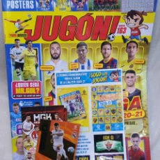Collectionnisme sportif: REVISTA JUGON N 163. Lote 221739456