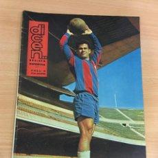 Coleccionismo deportivo: REVISTA DICEN AÑO XI Nº 528 - 1 MARZO 1963 - RÉ, DELANTERO CF BARCELONA - FCB. Lote 222087087