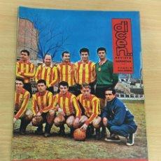 Coleccionismo deportivo: REVISTA DICEN AÑO XI Nº 532 - 29 MARZO 1963 - BODAS DE ORO DEL CLUB DE FÚTBOL SANT ANDREU. Lote 222087257