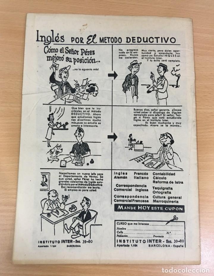 Coleccionismo deportivo: REVISTA DICEN AÑO XI Nº 540 - 24 MAYO 1963 - EL RCD ESPAÑOL OTRA VEZ EN PRIMERA DIVISIÓN - Foto 3 - 222116503