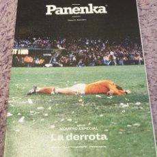 Collectionnisme sportif: PANENKA 96. LA DERROTA. Lote 222118851