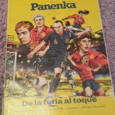 Collectionnisme sportif: PANENKA 97. DE LA FÚRIA AL TOQUE. 100 AÑOS DE LA SELECCIÓN. Lote 222118952