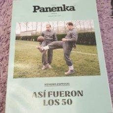 Collectionnisme sportif: PANENKA 98. ASÍ FUERON LOS 50. Lote 222119027