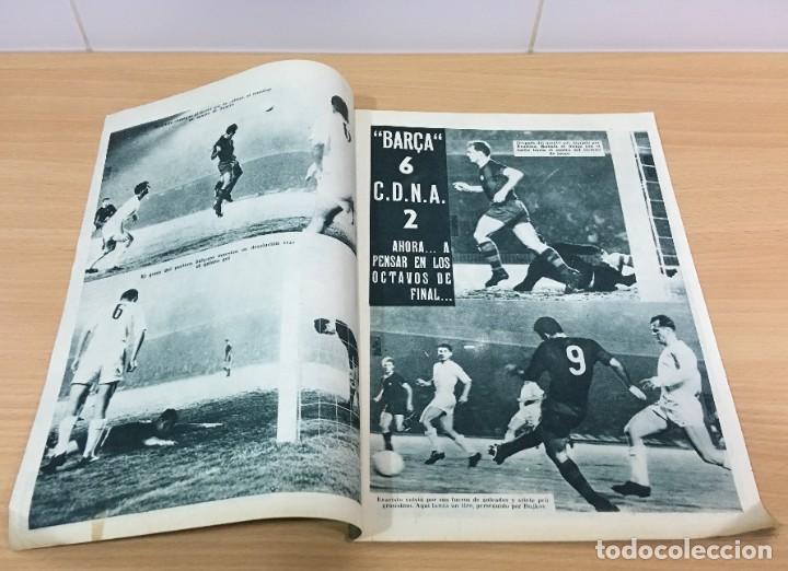 Coleccionismo deportivo: REVISTA DICEN AÑO VIII Nº 356 - 26 SEPTIEMBRE 1959 - SUÁREZ Y KUBALA VENCEN AL CDNA - Foto 4 - 222120312