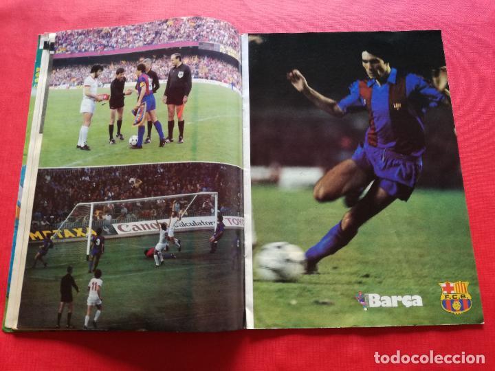 Coleccionismo deportivo: RB REVISTA BARCELONISTA BARÇA Nº 31 1982 879 FC BARCELONA ESPECIAL CAMPEON RECOPA DE EUROPA 81/82 - Foto 8 - 222621975