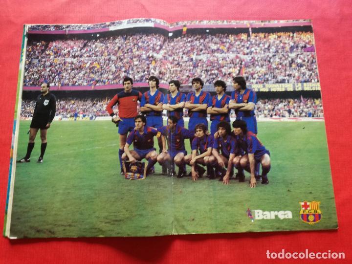 Coleccionismo deportivo: RB REVISTA BARCELONISTA BARÇA Nº 31 1982 879 FC BARCELONA ESPECIAL CAMPEON RECOPA DE EUROPA 81/82 - Foto 2 - 222621975