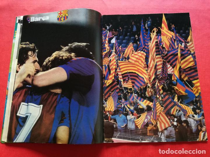 Coleccionismo deportivo: RB REVISTA BARCELONISTA BARÇA Nº 31 1982 879 FC BARCELONA ESPECIAL CAMPEON RECOPA DE EUROPA 81/82 - Foto 12 - 222621975