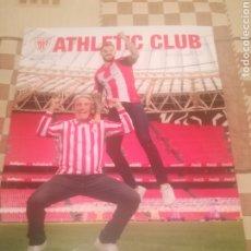 Coleccionismo deportivo: REVISTA OFICIAL ATHLETIC CLUB BILBAO Nº63. SEPT.2019. ENTREVISTA ANDONI GOIKOETXEA & IÑIGO MARTINEZ.. Lote 222716053