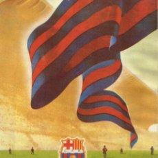 """Coleccionismo deportivo: 1955 CLUB DE FUTBOL BARCELONA """"INFORMACIÓN"""" MES DE FEBRERO Nº 8. Lote 222856653"""