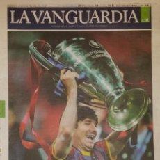 Coleccionismo deportivo: LA VANGUARDIA - LLEGENDARIS. Lote 223316100