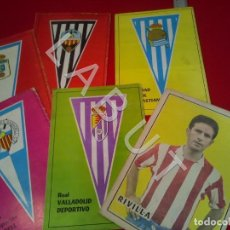 Coleccionismo deportivo: FUTBOL HISTORIA DE LA LIGA FASCICULOS LOTE CM7. Lote 223365563