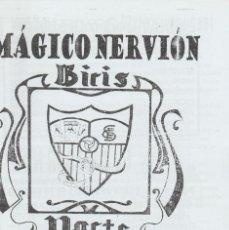 Colecionismo desportivo: FANZINE BIRIS NORTE 11 SEVILLA ULTRAS HOOLIGANS. Lote 223608851
