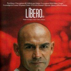 Collectionnisme sportif: LÍBERO Nº 10 OTOÑO 2010. Lote 223684375