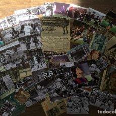 Collectionnisme sportif: CRUYFF. LOTE MAS DE 100 FOTOS Y ALGUNOS ARTÍCULOS.. Lote 225516500