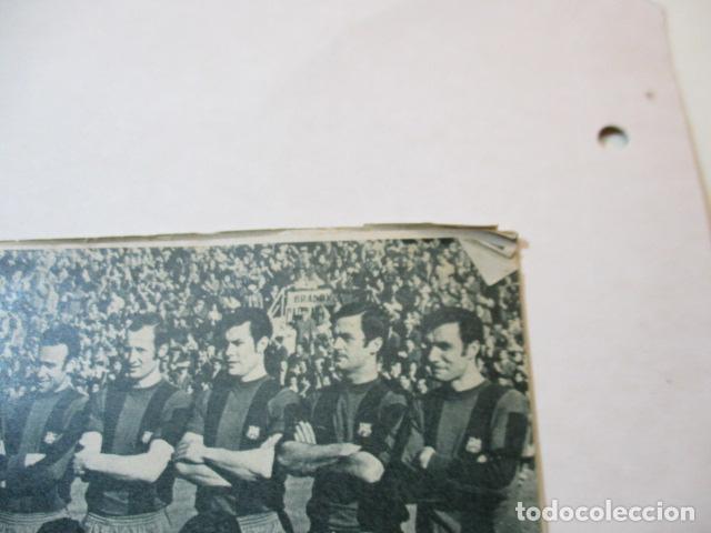 Coleccionismo deportivo: REVISTA BARÇA Nº 813 DEL 15-6-1971 - EL BURGOS A 1ª DIVISIÓN - PORTADA SEMIFINALES DE COPA - Foto 3 - 226601090