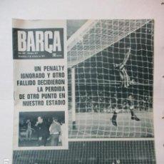 Coleccionismo deportivo: BARÇA Nº 829 OCTUBRE 1971. Lote 226702575