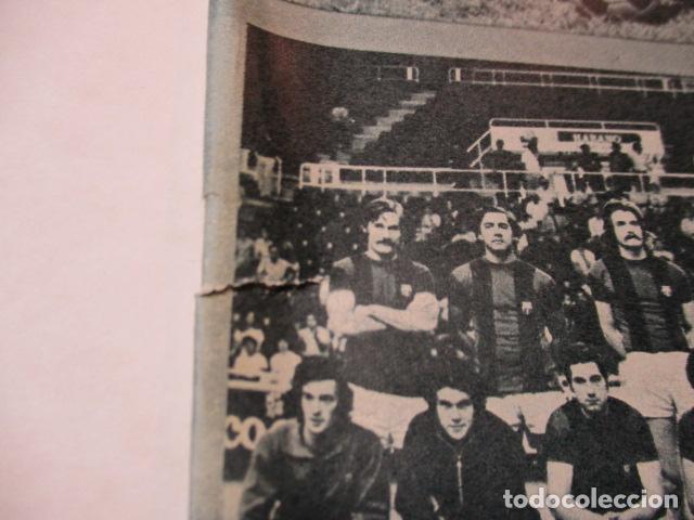 Coleccionismo deportivo: BARÇA PERIODICO Nº 919 JUNIO AÑO 1973 - JUVENIL DE FUTBOL A LA FINAL DE COPA - Foto 4 - 226708945