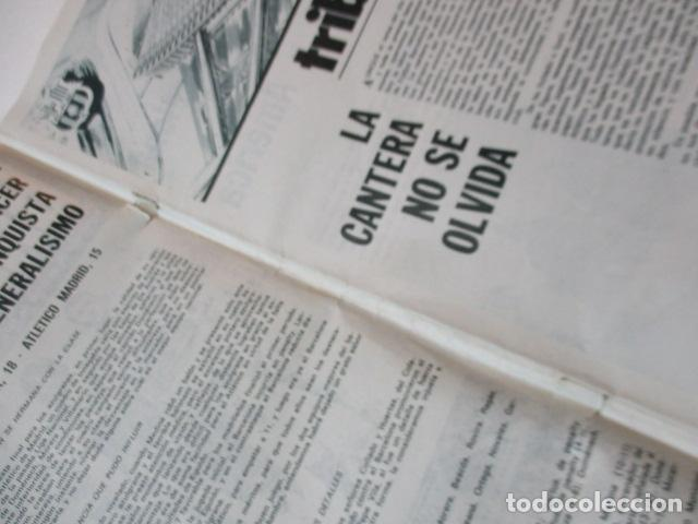 Coleccionismo deportivo: BARÇA PERIODICO Nº 919 JUNIO AÑO 1973 - JUVENIL DE FUTBOL A LA FINAL DE COPA - Foto 6 - 226708945