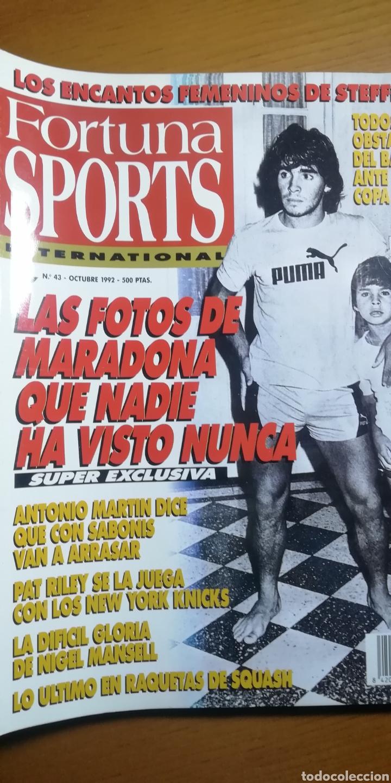 Coleccionismo deportivo: DIEGO MARADONA - album FOTOS NUNCA VISTAS. OJO COLECCIONISTAS. - Foto 2 - 227064726