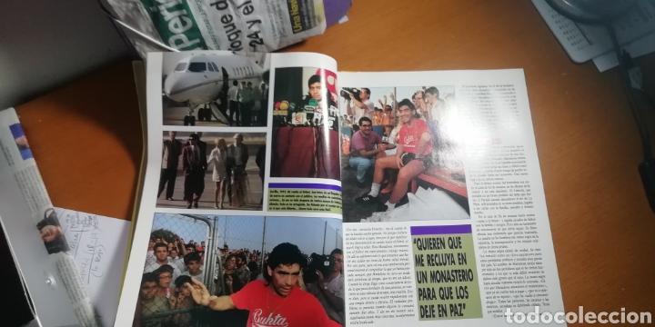 Coleccionismo deportivo: DIEGO MARADONA - album FOTOS NUNCA VISTAS. OJO COLECCIONISTAS. - Foto 9 - 227064726